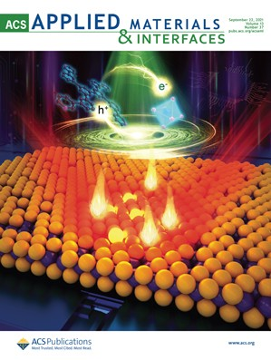 ACS Applied Materials & Interfaces: Volume 13, Issue 37