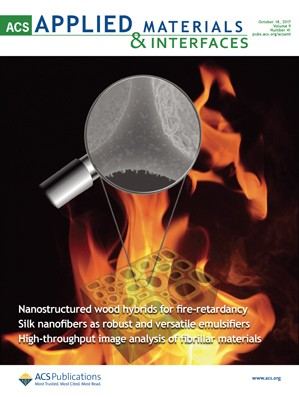 ACS Applied Materials and Interfaces: Volume 9, Issue 41