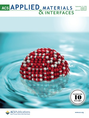 ACS Applied Materials and Interfaces: Volume 10, Issue 36
