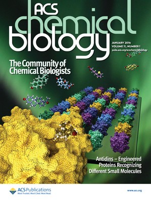 ACS Chemical Biology: Volume 11, Issue 1
