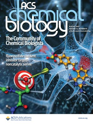 ACS Chemical Biology: Volume 12, Issue 8
