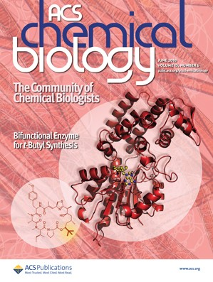 ACS Chemical Biology: Volume 13, Issue 6