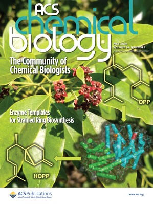 ACS Chemical Biology: Volume 14, Issue 5