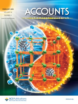 Accounts of Chemical Research: Volume 52, Issue 2