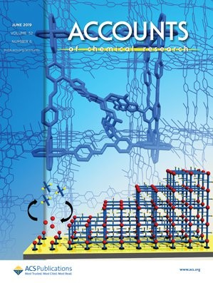 Accounts of Chemical Research: Volume 52, Issue 6