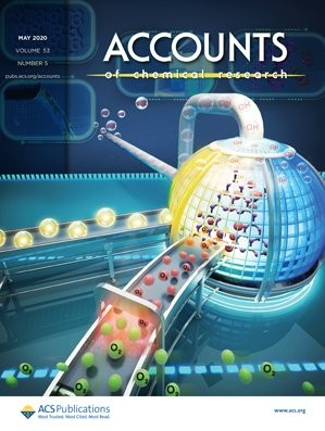 Accounts of Chemical Research: Volume 53, Issue 5