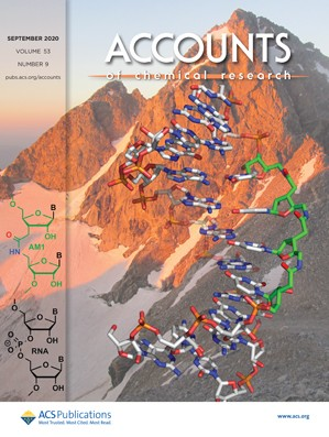 Accounts of Chemical Research: Volume 53, Issue 9