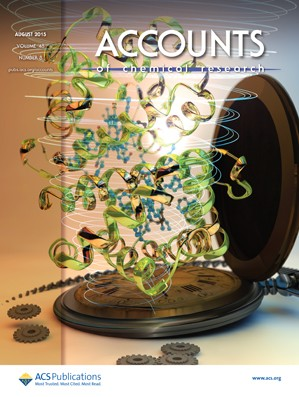 Accounts of Chemical Research: Volume 48, Issue 8