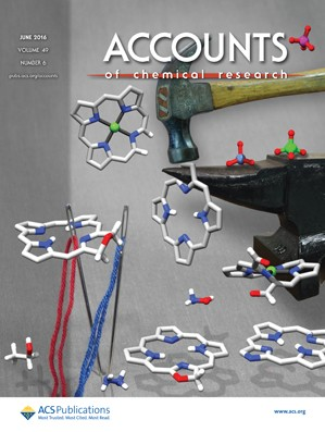 Accounts of Chemical Research: Volume 49, Issue 6