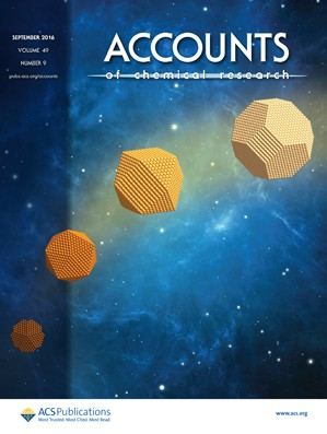 Accounts of Chemical Research: Volume 49, Issue 9