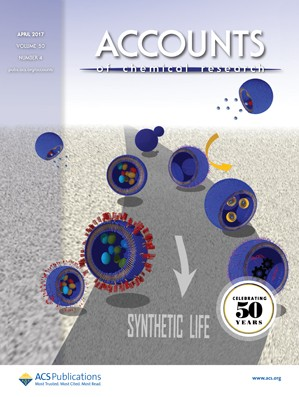 Accounts of Chemical Research: Volume 50, Issue 4