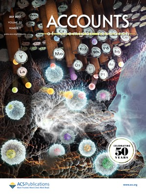 Accounts of Chemical Research: Volume 50, Issue 7