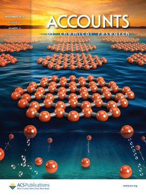 Accounts of Chemical Research: Volume 51, Issue 11