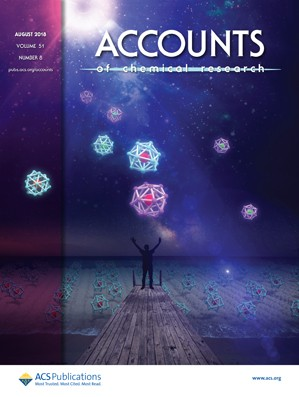 Accounts of Chemical Research: Volume 51, Issue 8