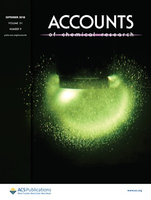 Accounts of Chemical Research: Volume 51, Issue 9