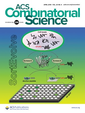 ACS Combinatorial Science: Volume 20, Issue 4