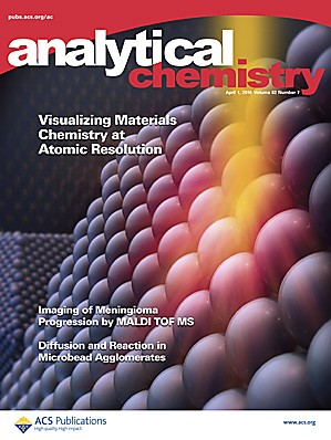Analytical Chemistry: Volume 82, Issue 7