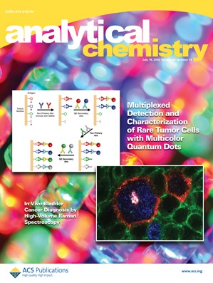 Analytical Chemistry: Volume 82, Issue 14
