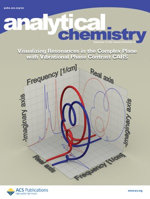 Analytical Chemistry: Volume 82, Issue 18