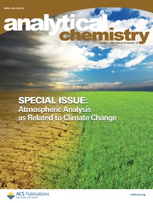 Analytical Chemistry: Volume 82, Issue 19