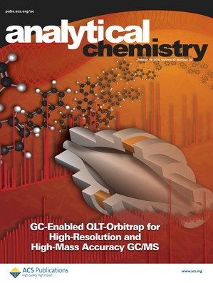 Analytical Chemistry: Volume 82, Issue 20