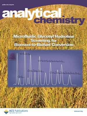 Analytical Chemistry: Volume 82, Issue 22