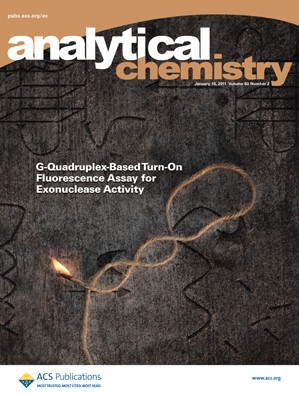 Analytical Chemistry: Volume 83, Issue 2