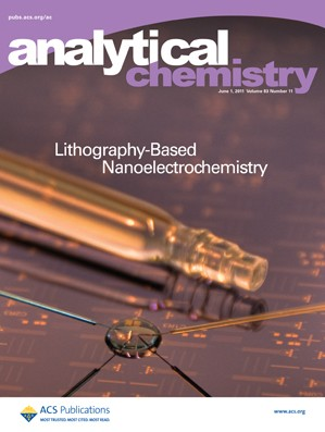 Analytical Chemistry: Volume 83, Issue 11