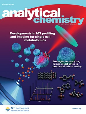 Analytical Chemistry: Volume 83, Issue 13