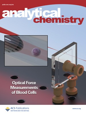 Analytical Chemistry: Volume 83, Issue 14