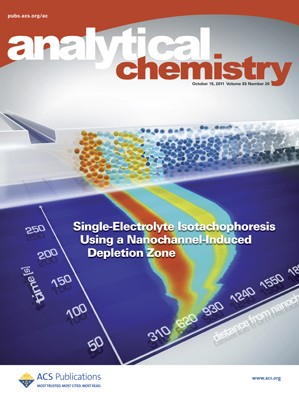 Analytical Chemistry: Volume 83, Issue 20