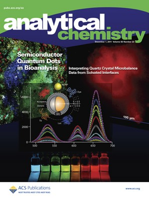 Analytical Chemistry: Volume 83, Issue 23