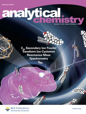 Analytical Chemistry: Volume 83, Issue 24