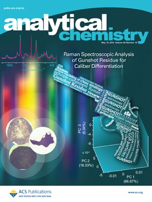Analytical Chemistry: Volume 84, Issue 10