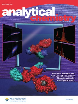Analytical Chemistry: Volume 84, Issue 11