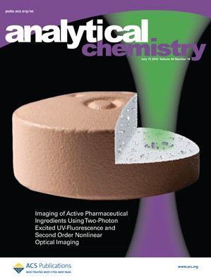 Analytical Chemistry: Volume 84, Issue 14