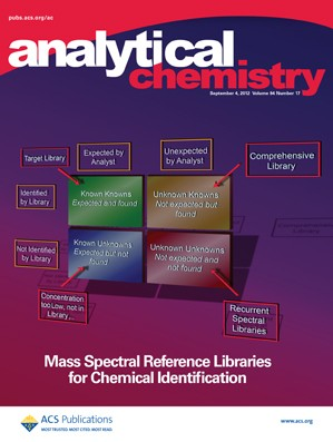 Analytical Chemistry: Volume 84, Issue 17