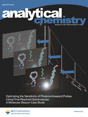 Analytical Chemistry: Volume 84, Issue 18