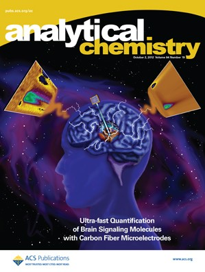Analytical Chemistry: Volume 84, Issue 19
