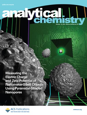 Analytical Chemistry: Volume 84, Issue 20