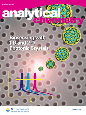 Analytical Chemistry: Volume 84, Issue 21