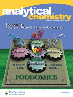 Analytical Chemistry: Volume 84, Issue 23
