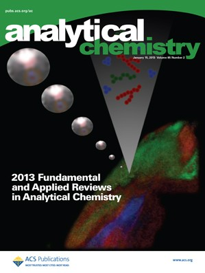 Analytical Chemistry: Volume 85, Issue 2