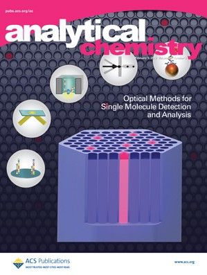 Analytical Chemistry: Volume 85, Issue 3