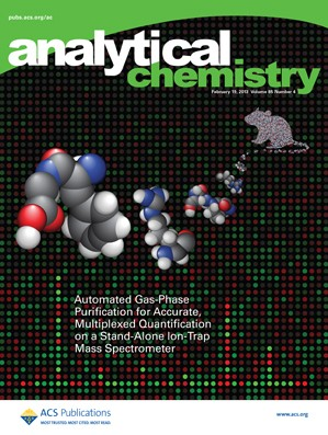 Analytical Chemistry: Volume 85, Issue 4
