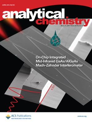 Analytical Chemistry: Volume 85, Issue 6