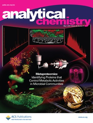 Analytical Chemistry: Volume 85, Issue 9