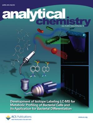 Analytical Chemistry: Volume 85, Issue 12