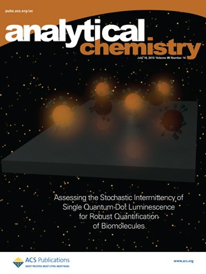 Analytical Chemistry: Volume 85, Issue 14