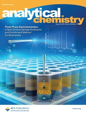 Analytical Chemistry: Volume 85, Issue 16